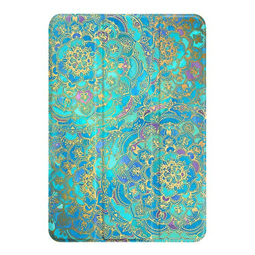 Fintie Slim Shell Case for Samsung Galaxy Tab S2 8.0 - Ultra Lightweight Protective Stand Cover with Auto Sleep/Wake Feature for Samsung Galaxy Tab S2/S2 Nook 8.0 Inch Tablet, Shades of Blue