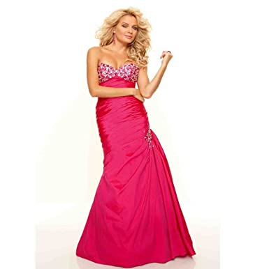 Paparazzi 2377 Formal Prom Cocktail Evening ball Dress Size 2