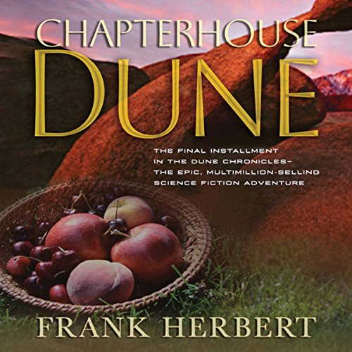 Chapterhouse Dune Audiobook [Free Download by Trial] thumbnail