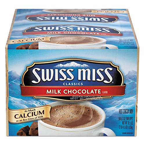 Which is the best swiss miss hot chocolate packets 60?
