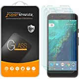 Supershieldz (3 Pack) for Google (Pixel XL) Tempered Glass Screen Protector, Anti Scratch, Bubble Free