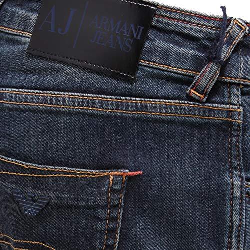 Blu Jeans Donna Pr303 Armani Azul pYwCSx