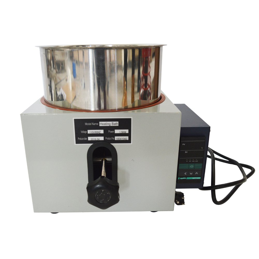 110V 2L Rotary Evaporator Rotavapor Lab Equipment by Industrial Scientific (Image #4)