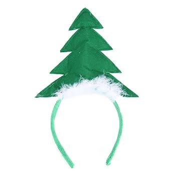 LUOEM 2 Stücke Weihnachten Haarreif Kinder Haarschmuck ...