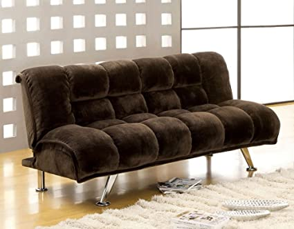 Amazon.com: 247SHOPATHOME IDF-2904DB Futon Sofa 73 1/2