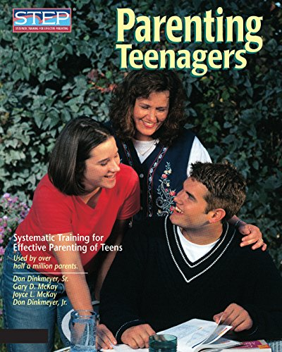 Parenting Teenagers: Systematic Training for Effective...