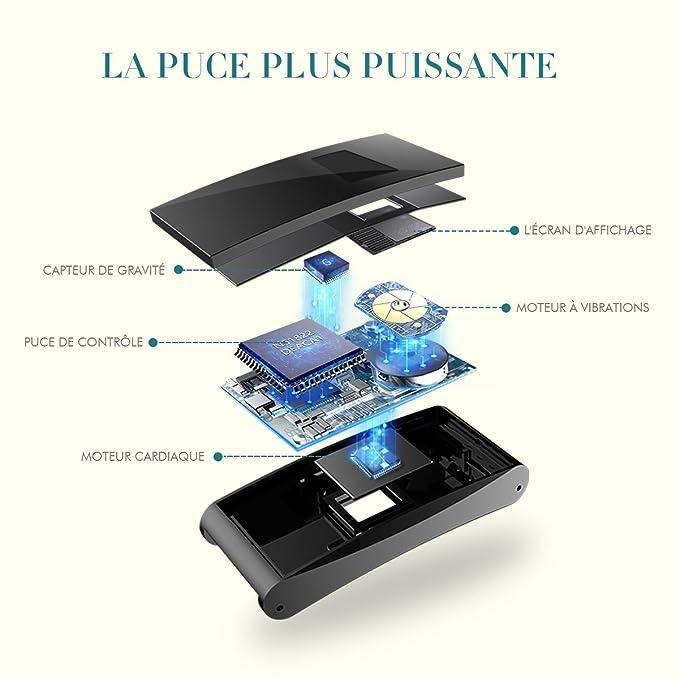 Pulsera de Actividad, METALBAY Fitness Tracker Brazalete Deportivo con Pulsómetro para Grabar de Frecuencia Cardíaca y Fitness, Bluetooth: Amazon.es: ...