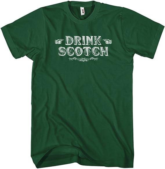 Smash Transit Men's Drink Scotch T-Shirt