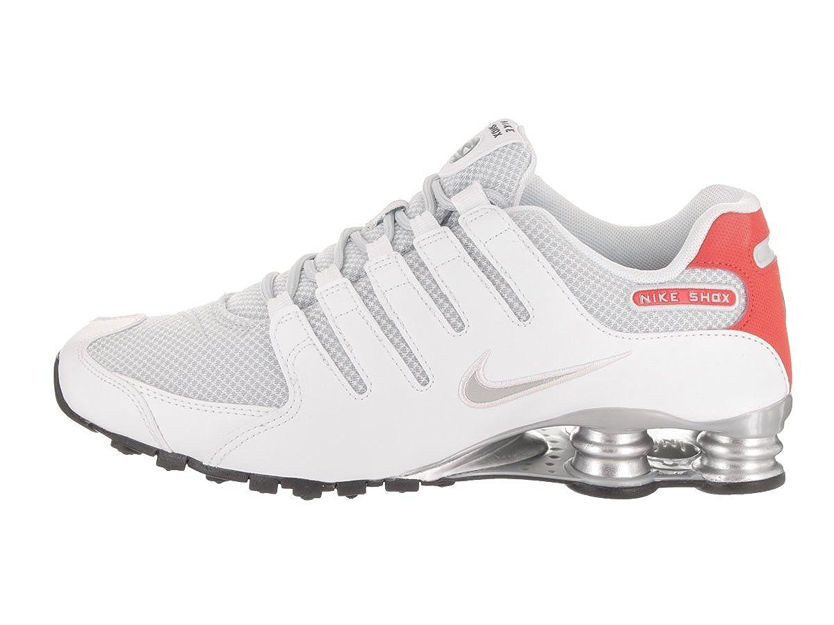 buy popular bb925 1458b Amazon.com   Nike Shox NZ SE Mens Sneakers, Running Shoes   Shoes