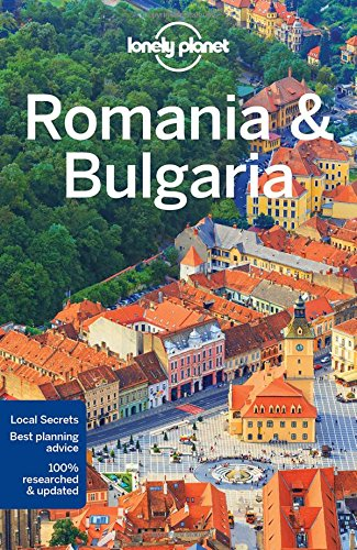 Lonely Planet Romania & Bulgaria (Travel Guide)