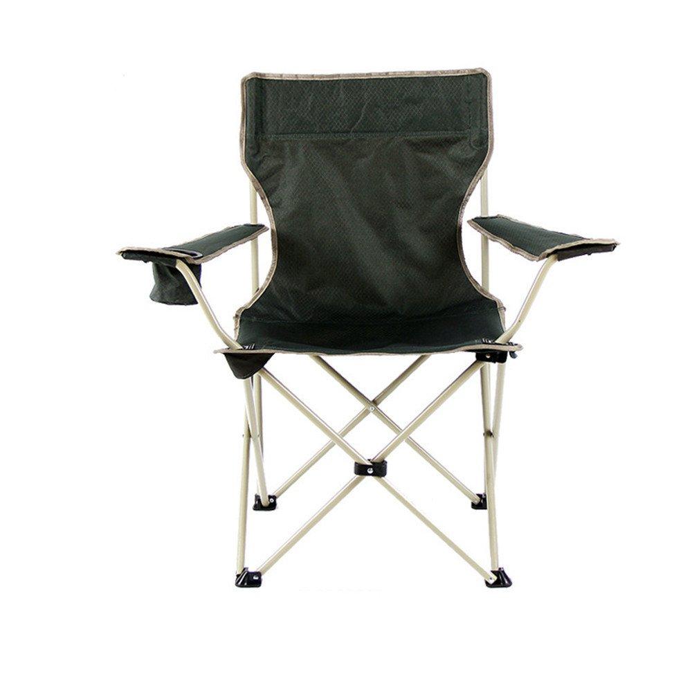 RFVBNM Portable Strandstuhl Camping Klapptisch und Stuhl Angeln Stuhl Freizeit Stuhl Outdoor-Produkte