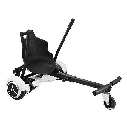 Amazon.com: VEVOR Cool Mini Hover Board carrito auto ...