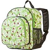 Wildkin Lady Bug Pack 'n Snack Backpack