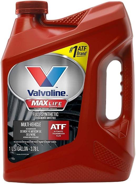 Valvoline Multi-Vehicle (ATF) Full Synthetic Automatic Transmission Fluid 1 GA