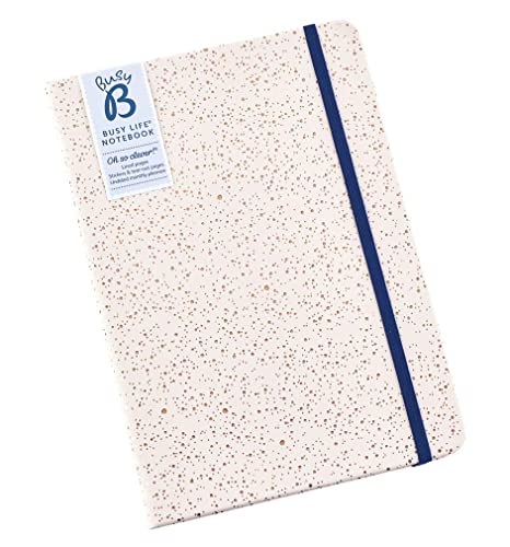 Amazon.com : Busy B 9066 Busy Life Notebook - A5 Nude ...