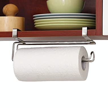 Pano Stainless Steel Kitchen Paper Hanger Sink Roll Towel Holder Hanger Organizer Rack