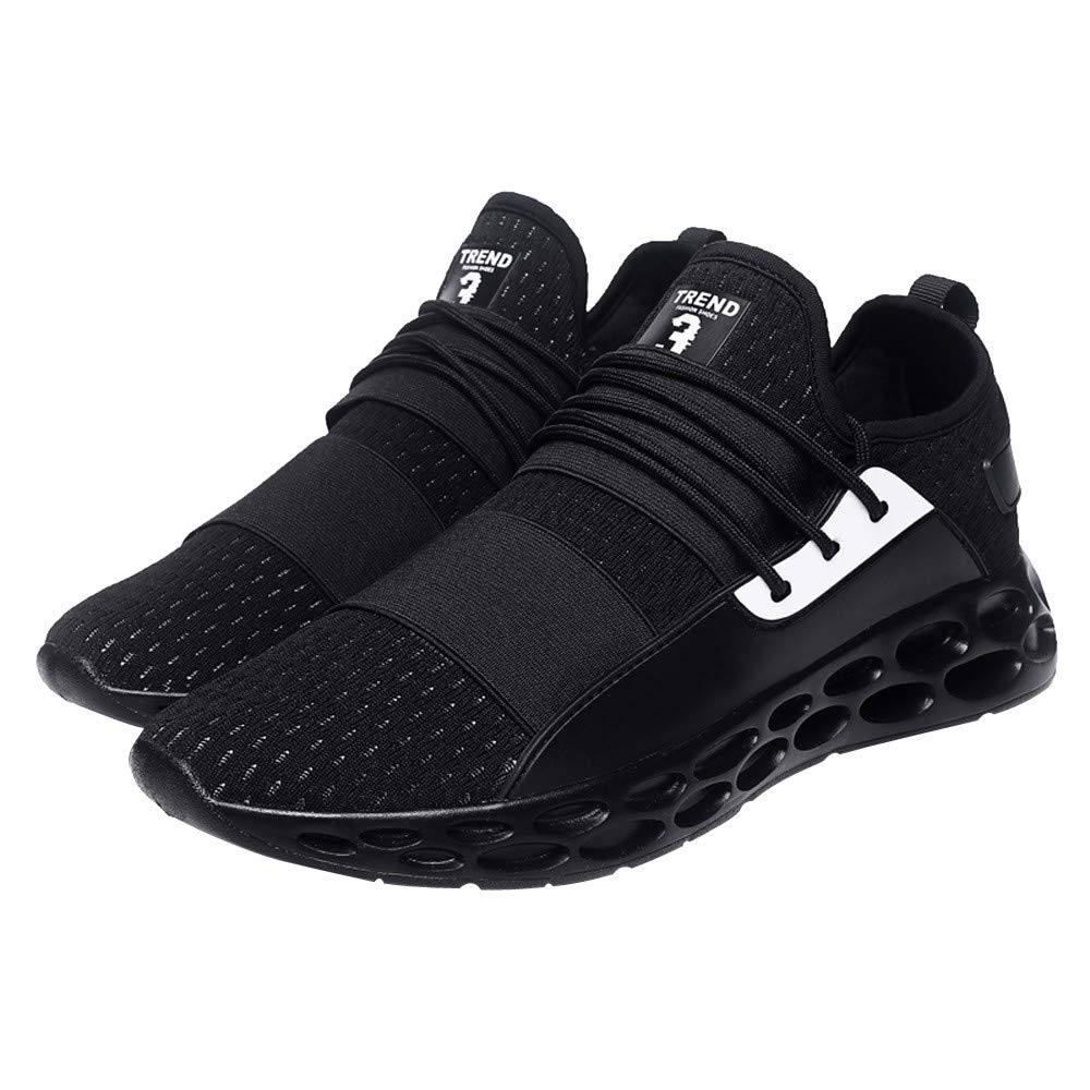Men's Tennis Shoes - Lightweight Breathable Lace-up Sneakers for Adult Casual,Hot Sale 2019 New Arrival Clearance