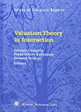 img - for Valuation Theory in Interaction (EMS Series of Congress Reports) book / textbook / text book