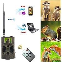 Zengyao GSM MMS GPRS Caméra de chasse HC 300 m Suntek avec 940 nm Vision nocturne LED infrarouge Caméra extérieure sans fil pour la chasse