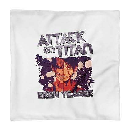 Amazon Com Eren Yeager Attack On Titan Anime Two Faces