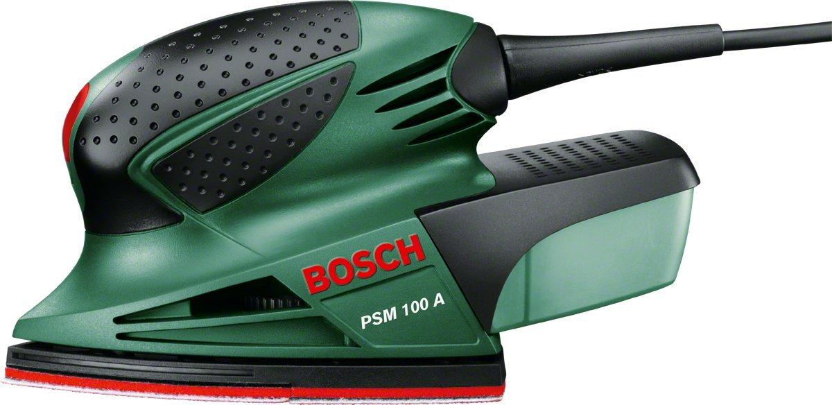 Bosch PSM 100 A Sander, Dé tail, 100 W, PSM 100 A Détail 100W PSM 100A 06033B7070