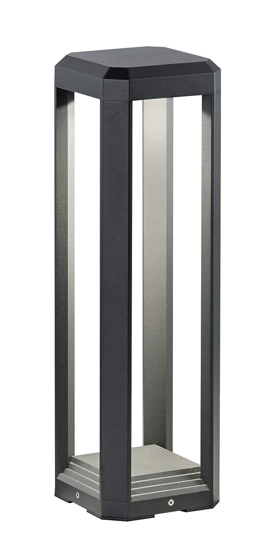 Spedizione gratuita al 100% Trio Trio Trio Leuchten Logone - Plafoniera da esterni in alluminio, 11 W, colore  Antracite  vendita scontata online di factory outlet