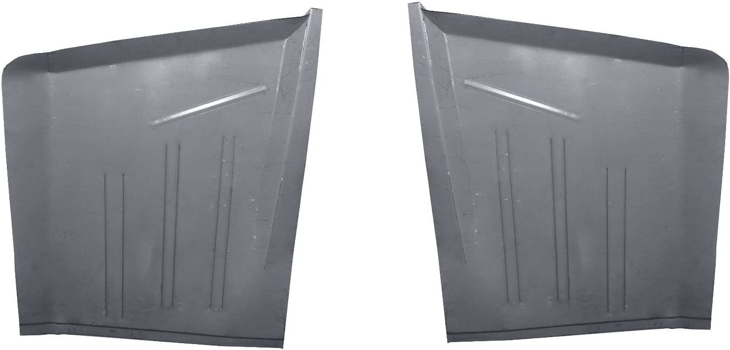Works With 1959 1960 BUICK CADILLAC OLDSMOBILE INNER ROCKER PANELS NEW PAIR!! Motor City Sheet Metal