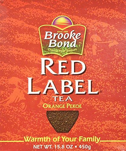 brooke bond red label tea - 9