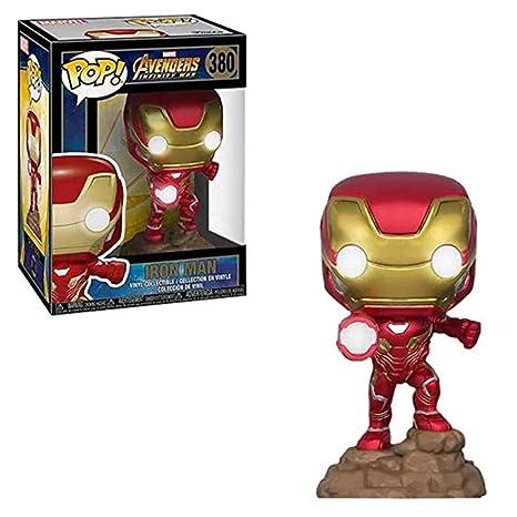 Funko Pop Marvel Avengers Infinity War Iron Man-Film-Figuren