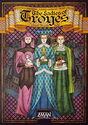 Troyes: The Ladies of Troyes ()