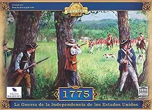 1775 LA GUERRA DE LA INDEPENDENCIA: Amazon.es: Juguetes y juegos