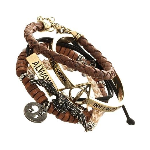 Bracelet forme harry potter