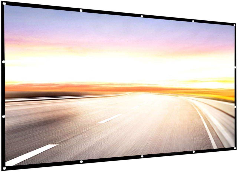 P-Jing 150英寸16:9高清投影屏幕
