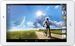 Acer Iconia A1-840FHD-10G2 8-inch Tablet (Intel Atom Z3745 Quad-core processor, 2 GB RAM, 16 GB flash memory, Android operating system)
