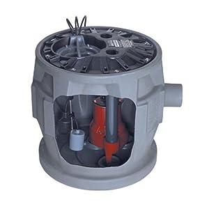 Liberty Pumps P382LE41 Pro380 Series Simplex Sewage System