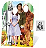 Fan Pack - Wizard of OZ Stand-In Emerald City Lifesize Cardboard Cutout / Standee / Standup - Includes 8x10 Star Photo