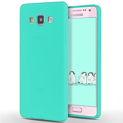 2 opinioni per Custodia Samsung Galaxy A5 (2015) , SpiritSun TPU Silicone Custodia Slim Bumper