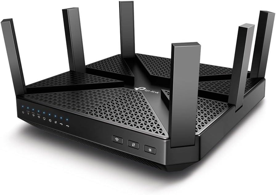 Amazon Com Tp Link Archer C4000 Wireless Ac4000 Mu Mimo Tri Band Router Electronics