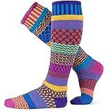Solmate Socks - Mismatched Knee Socks for Men/Women USA Made