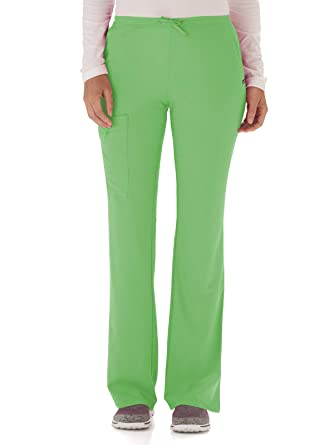 6fac37606d8 Jockey 2249 Women's Scrub Pant - Comfort Guaranteed Key Lime XXS Petite