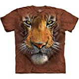 The Mountain Kids Tiger Face T-Shirt