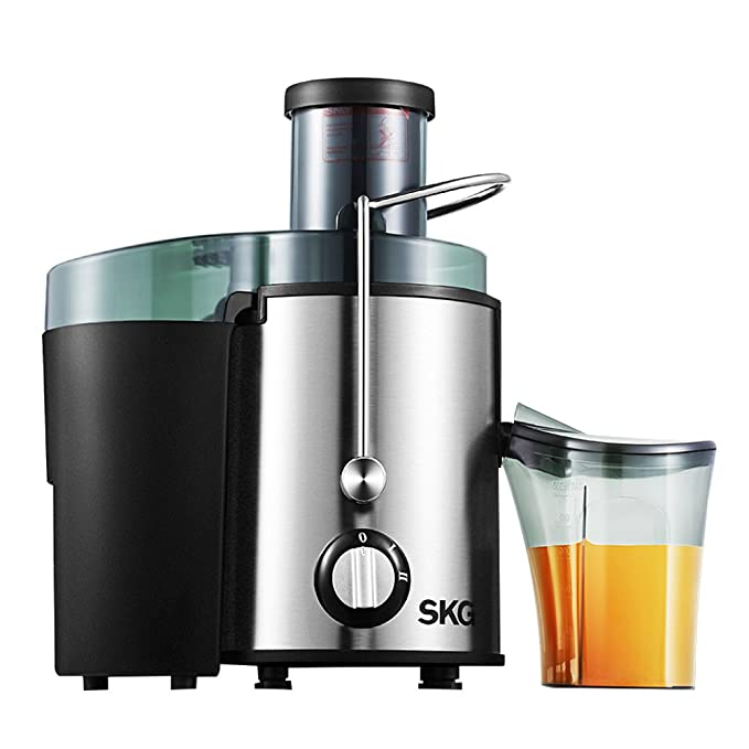 SKG 22,000 RPM Stainless Steel Juice Extractor