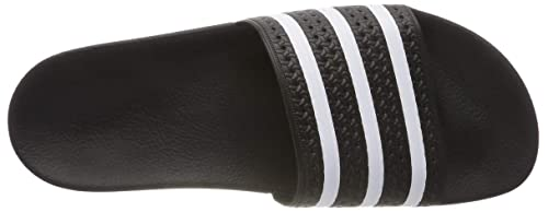 lowest price 1c5fe a19b4 adidas Originals Adilette, Unisex - Adulto Ciabatte, Black ( BlackWhiteBlack), 15 UK (51 EU) Amazon.co.uk Shoes  Bags