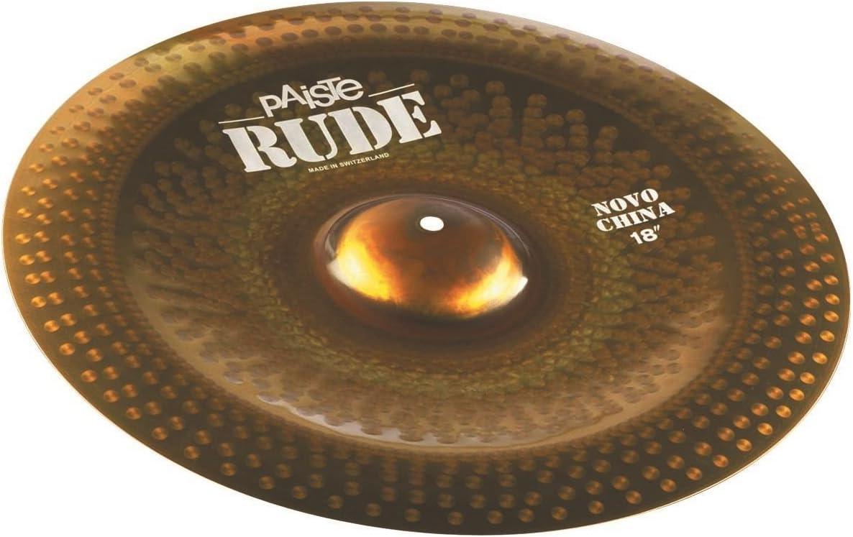 18 Paiste Rude Novo China Cymbal 18