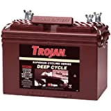 Trojan SCS200 12V 115Ah Group 27 Superior Deep Cycle Battery FAST USA SHIP