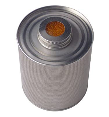 Dry-Packs 750 Gram Silica Gel Canister Dehumidifier - Moisture Indicating