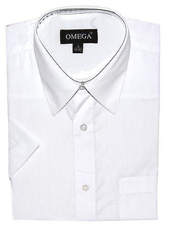 Amazon.com: Gravity Threads Mens Dress Shirt Short Sleeve Design ...