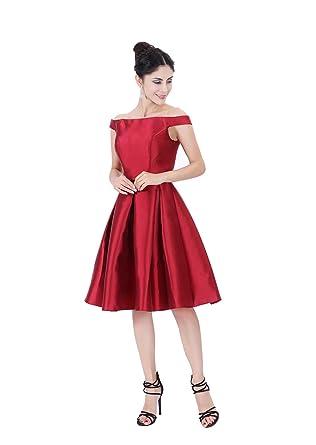 COROLA DIOSA Womens Off shoulder Evening Dresses Advanced Customization Short Prom Dresses Size 2 4 6