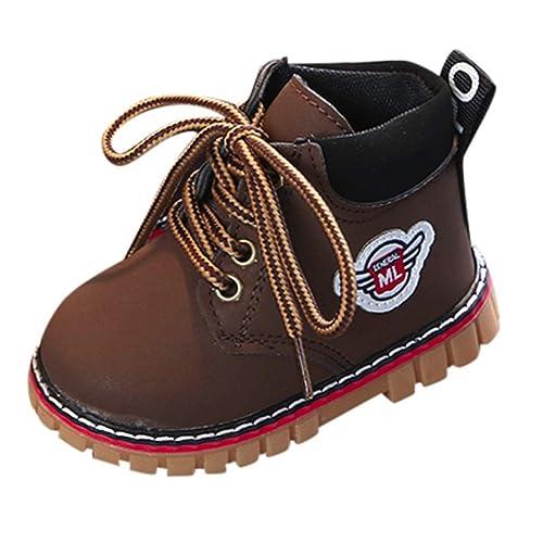Zapatos de bebé, ASHOP Botines Bebe Chelsea Zapatos Bebe niño biomecanics Zapatillas Deporte: Amazon.es: Zapatos y complementos