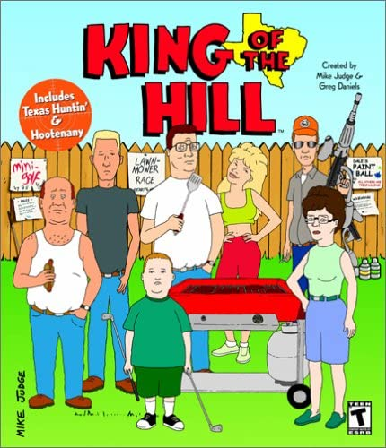 Amazon com: King of the Hill - PC/Mac: Video Games